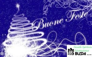 Buone feste  Buone feste Buone feste buone feste con decorazioni bianche bushi 300x185