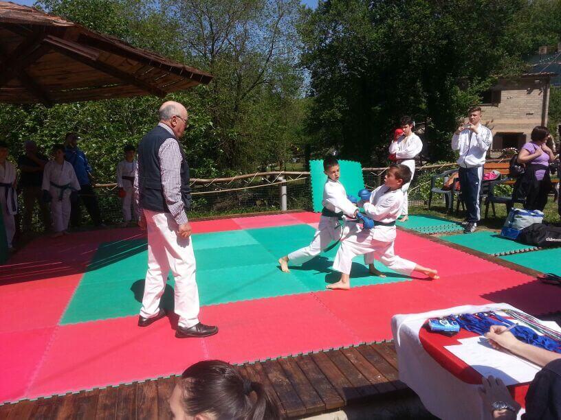 Stage di Karate Stage di Karate IMG 20140512 WA0086