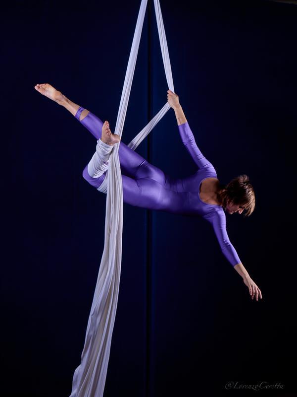 #Aerial #Silk