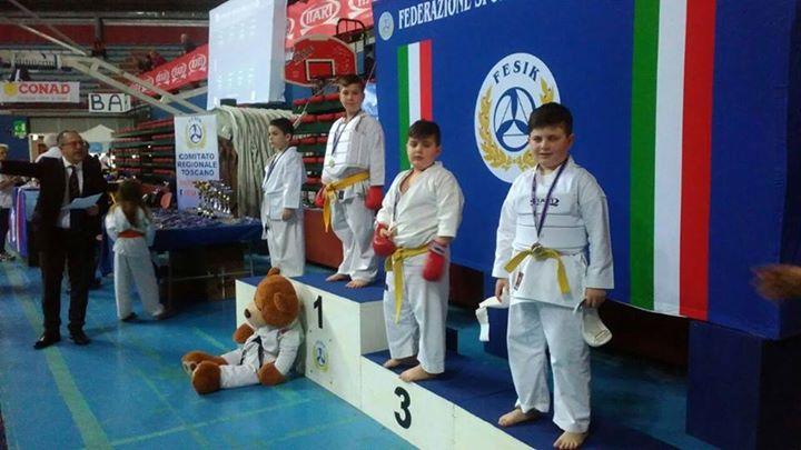 KARATE Campionato italiano Fesik cat. Ragazzi Montecatini Terme 2017 : Nicholas … 17884606 1366708886718575 7663666861541199305 n