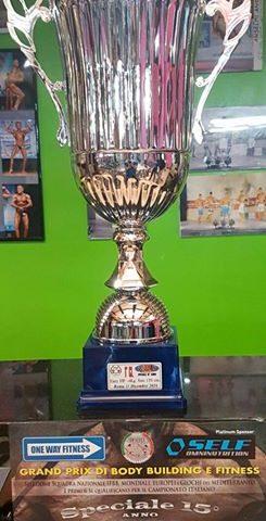 Ed ecco l' ultimo trofeo arrivato in casa bushi ! Bodybuilding  Anselmi Andrea  … 15578155 1244517218937743 7752658165819544801 o 245x480