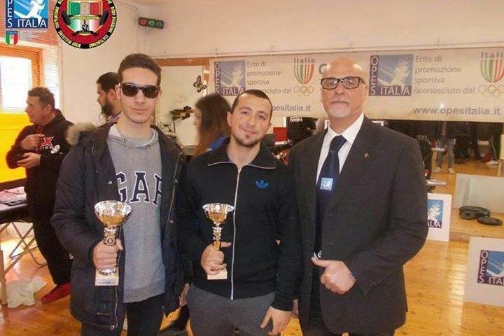 Gara bench press Opes Challenge. Massimiliano Onori vincitore della categoria C… 16265718 1290264647696333 8053263999568311346 n 720x480