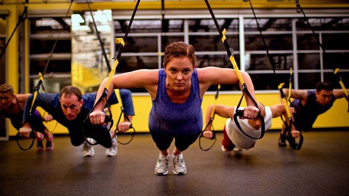 Ecco la rivoluzione: col TRX niente pesi, siamo solo sospesi! un allenamento inn… 26841133 1635231926532935 2387881637421889795 o