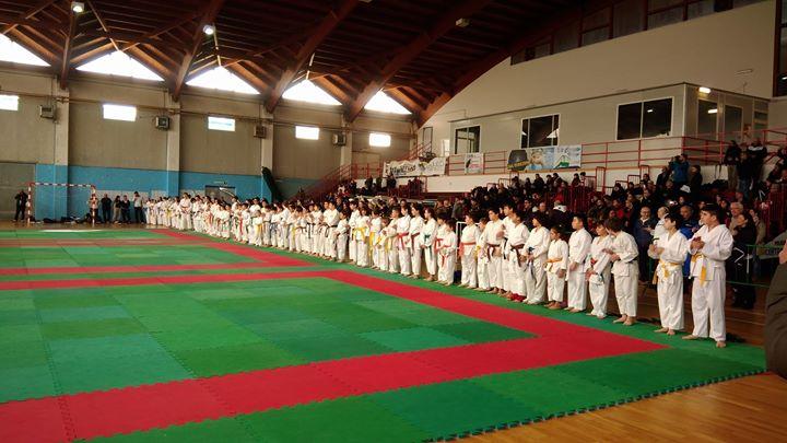Karate Campionato regionale Kumite FESIK LAZIO 2018,  3 e 4 marzo…alcuni scatt… 28699118 1689757501080377 345260382075586292 o