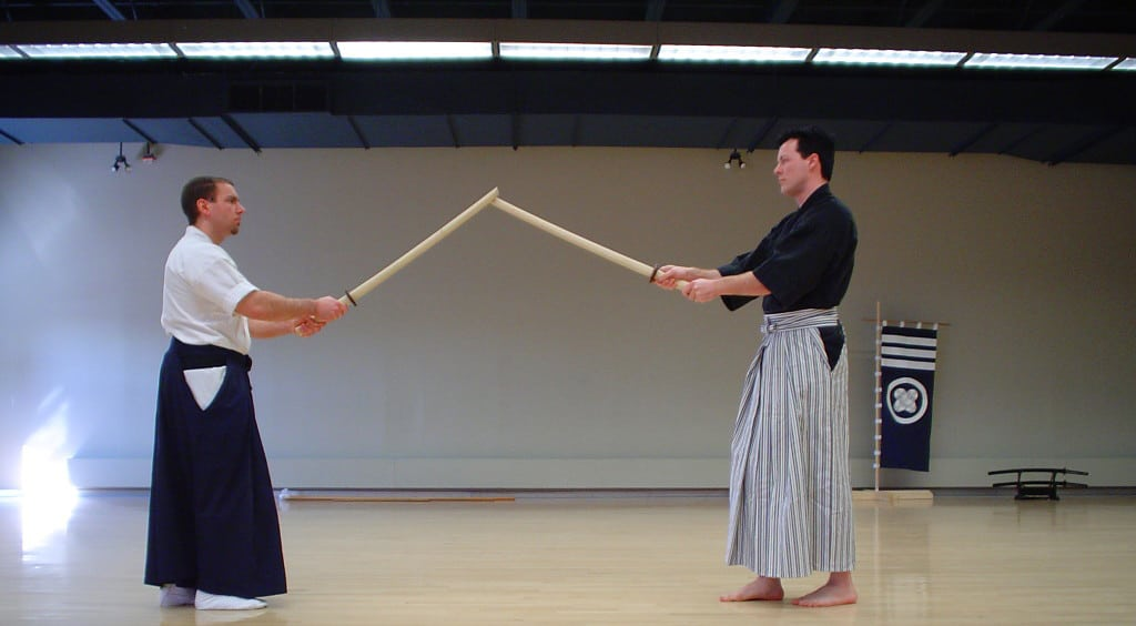 1 kenjutsu